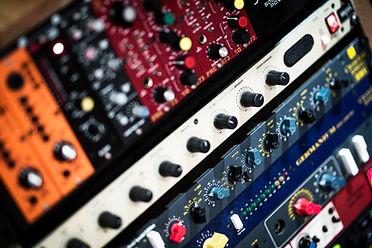 Madsen music recording studio outboard g