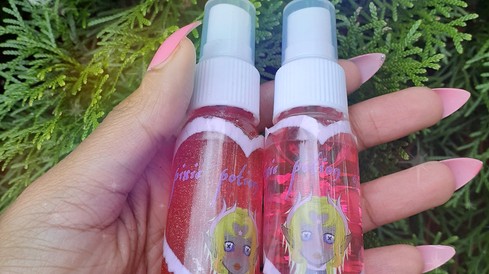 PIXIE POTION CLEANSER (Hand sanitizer spray)