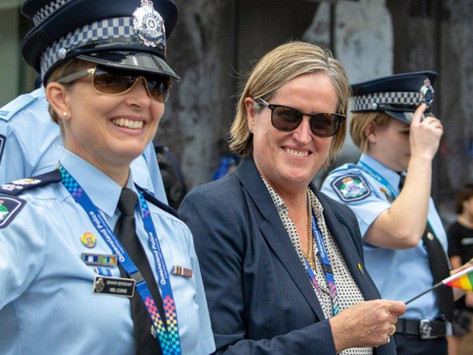 Requesting no police uniforms at Pride is not discrimination