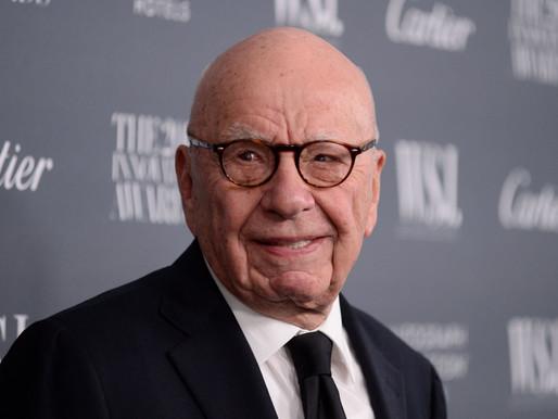 Media mogul Murdoch, and navigating bias