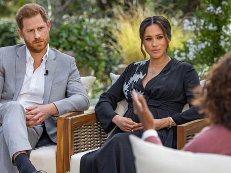 The frenzy to deny allegations of racism after Meghan's interview