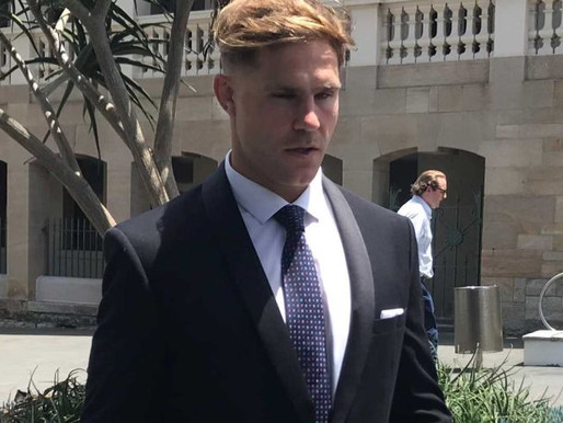 Another footy player, another assault allegation