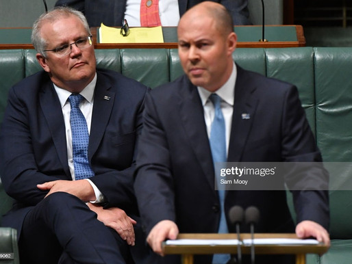 ScoMo and the Liberals must answer for the Facebook news ban