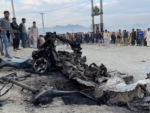 Terrorists target girls' school in Kabul (again)