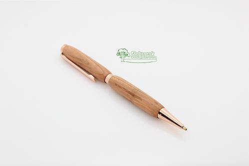 Ручка шариковая Stolyarok Stable, вишня