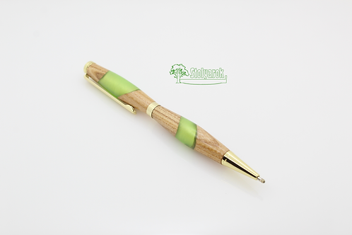 Ручка шариковая Stolyarok Epoxy, ясень