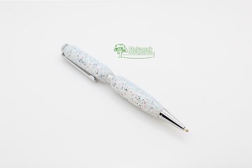 Ручка шариковая Stolyarok Stone, эпоксидная смола