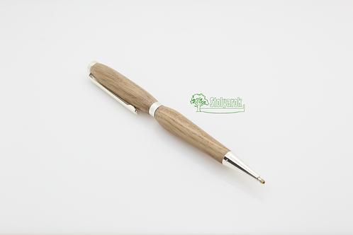 Ручка шариковая Stolyarok Organic, дуб