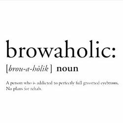 Browaholic