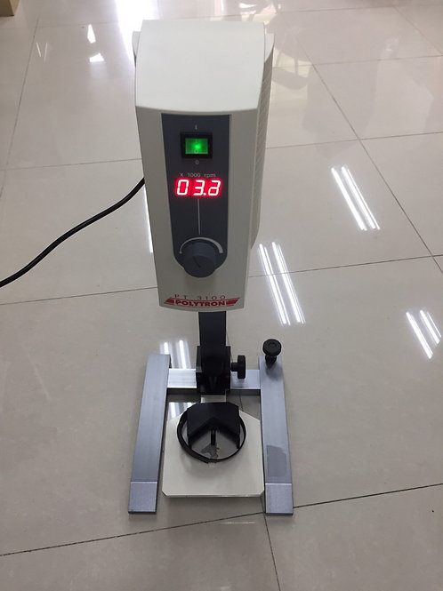 균질화기기(Kinematica Polytron PT-MR3100Mixer)