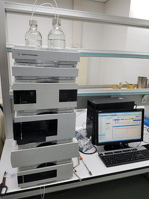 Agilent HPLC 1200 System