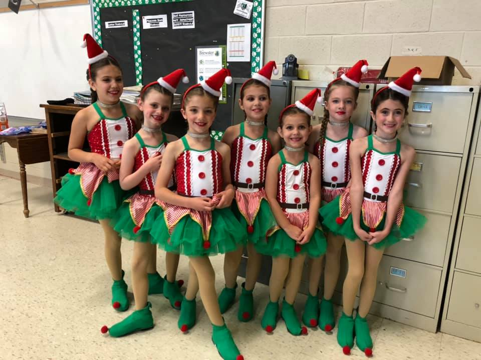 What makes our studio?  Our Dancers!
