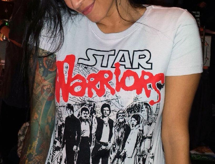 ON SALE!!! Star Warriors T-Shirt Men & Women