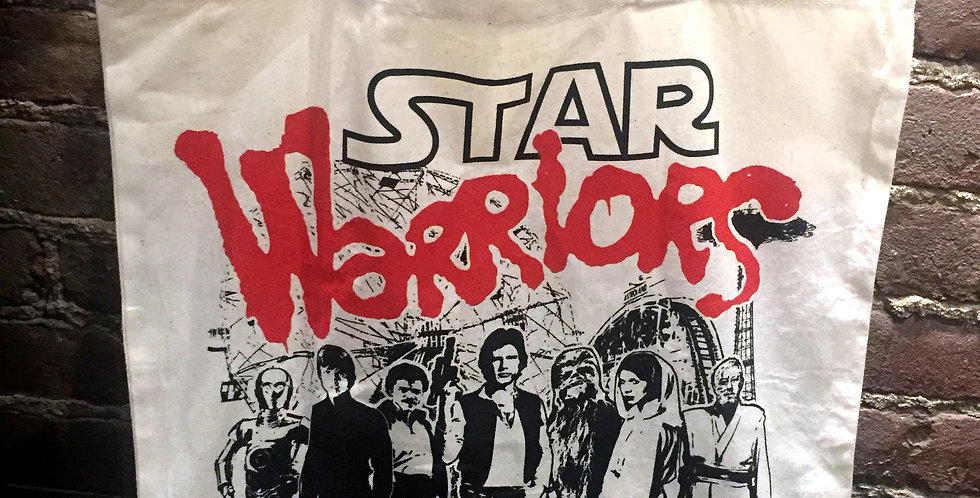 ON SALE!!! Star Warriors Tote Bag