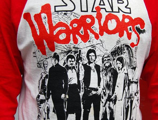 ONSALE!!! Unisex Star Warriors Raglan