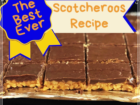 The Best Ever Scotcheroos Recipe