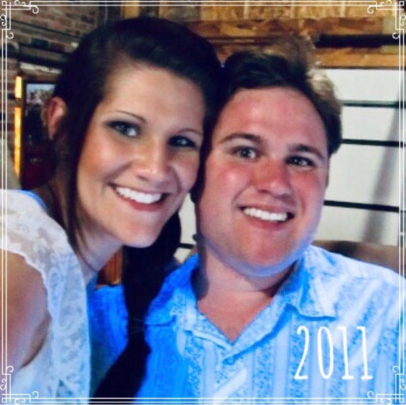 Jessica Davis and Gordon Sill, Fall 2011, Muncie, Indiana
