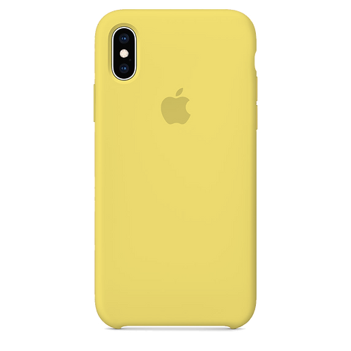 Silicone Case iPhone X / Xs / Xs Max