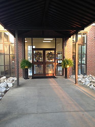 Picture of JMS entryway