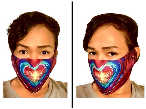 Cupid's Magic - Protective Mask (Unibody)