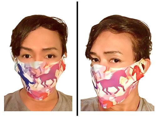 Unicorns Unite - Protective Mask (Unibody)