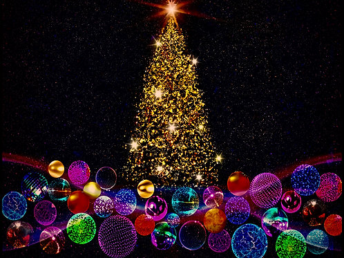 Festive Ornaments (Christmas-Themed)