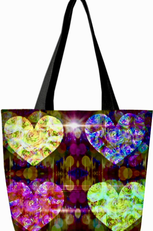'Beloved' Canvas Tote Bag