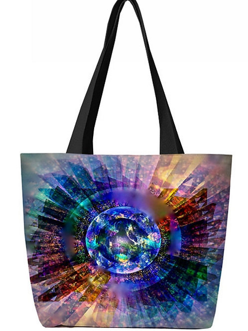 'Bliss' Canvas Tote Bag