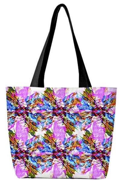 'Blossom' Canvas Tote Bag