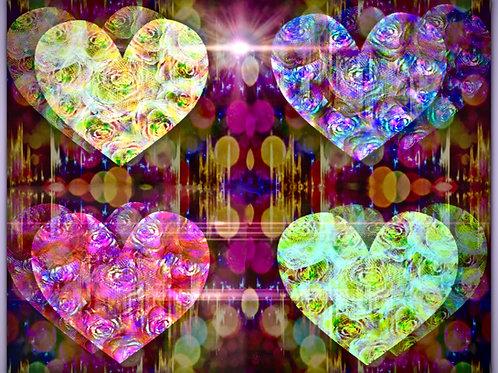 Beloved (Valentine-Themed)
