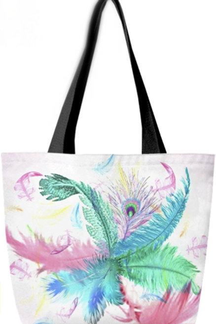 'Gentleness' Canvas Tote Bag