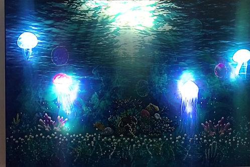 Cosmic Ocean (LED Animation)