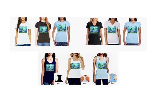 Aquatic World - Women's Apparel