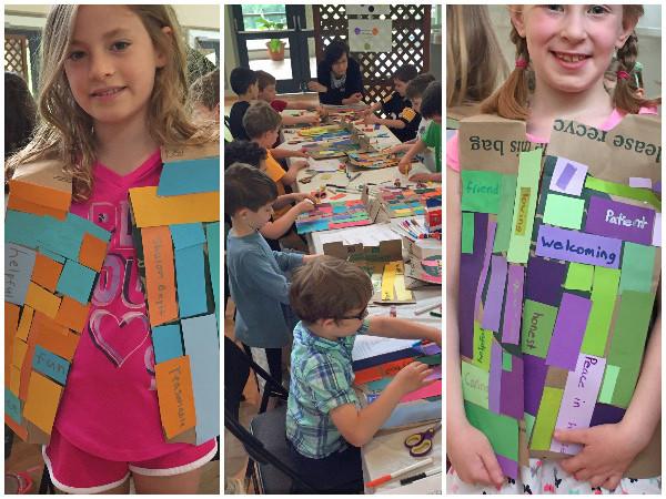 Design-thinking for kids