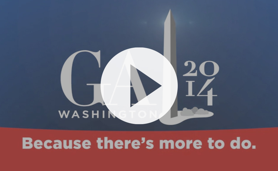 Recruitment video for General Assembly in Washington (video with music and dialogue)