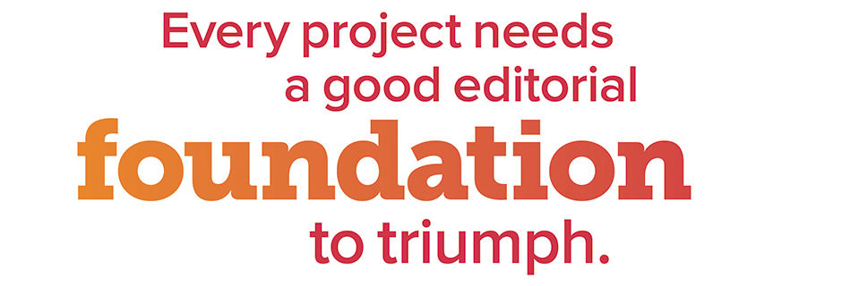 Every project needs a good foundation to