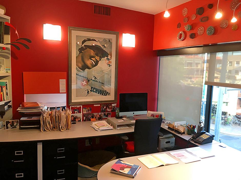 Beth's office