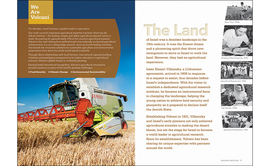 Overview brochure spread