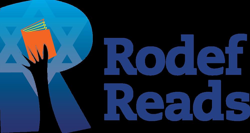 Rodef Reads Logo