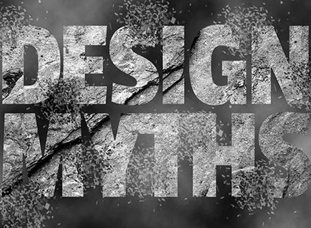 Busting Design Myths