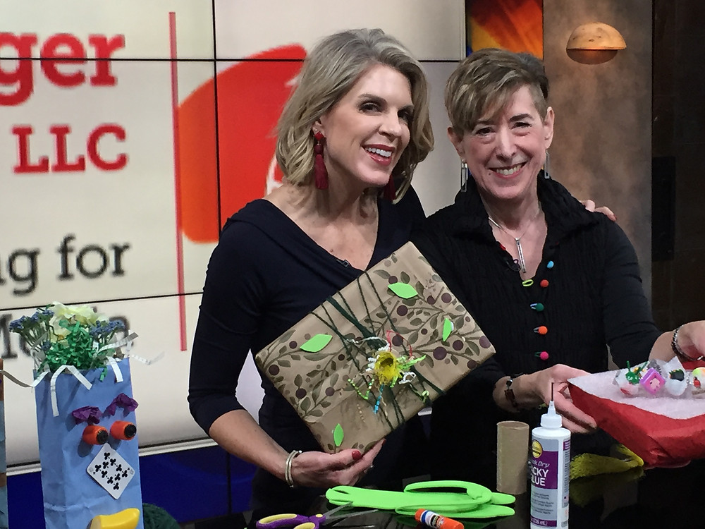 Beth has become quite the spokesperson for sustainable gift-giving as a way to personally practice environmental stewardship while keeping innovative thinking as part of our everyday lives.