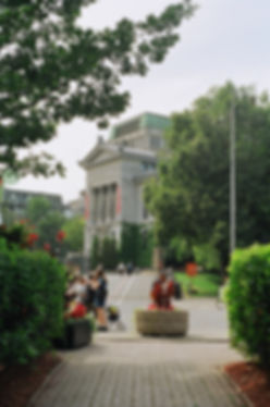 Right to Campus | About | McGill University