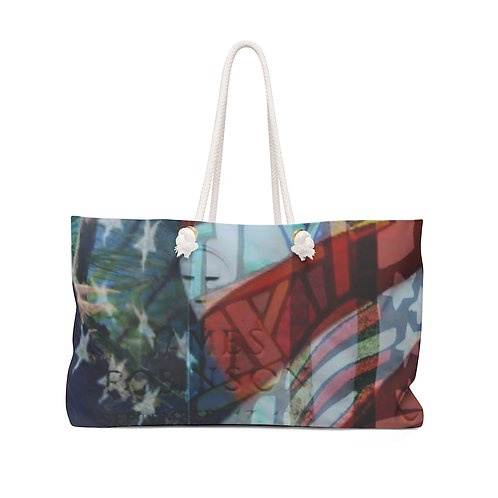 Collectible Art Weekender Bag