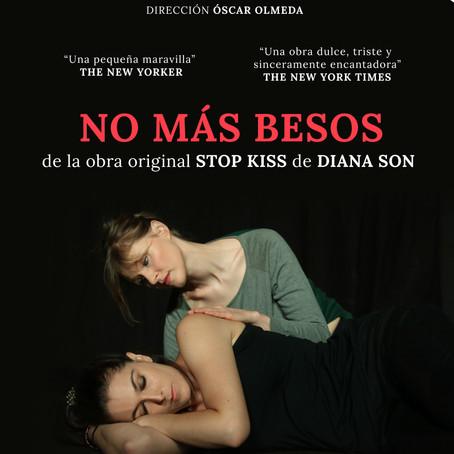 """""""No más besos"""" comienza su segunda temporada en el Teatro Lara de Madrid"""