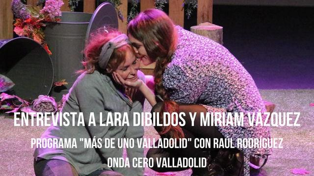 """Los medios se hacen eco del estreno de """"Más frío que aquí"""" en el Teatro Zorrilla de Valladolid."""