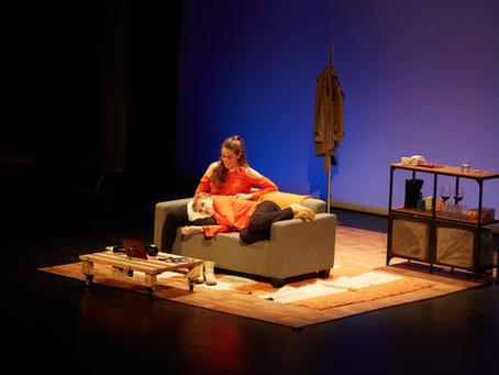 """""""No más besos"""" consigue llenar de solidaridad y emoción el teatro de Tres Cantos."""
