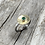 Thumbnail: Sun Disc ring with Emerald