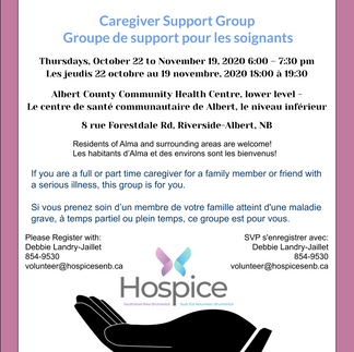 Caregiver Support Conference Poster -  R