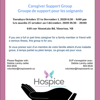 Caregiver Support Conference Poster - Mo