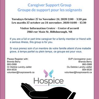 Caregiver Support Conference Poster - Hi
